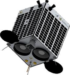打ち上げ予定の超小型衛星「GRUS(グルース)」