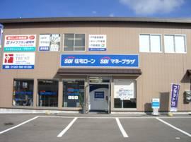 富山店の外観